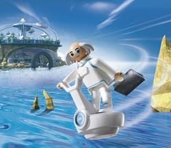 Playmobil Super 4 Dr. X 6690