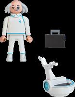 Playmobil Super 4 Dr. X 6690-2