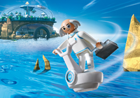 Playmobil Super 4 Dr. X 6690-3