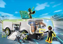 Playmobil  Super 4 kameleon met Gene 6692
