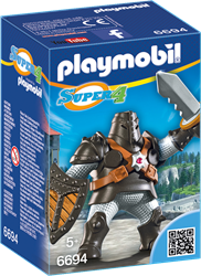 Playmobil Super 4 - Colossus  6694