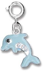 Charm It  sieraden bedeltje dolfijn