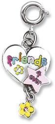 Charm It  sieraden bedeltje friends for ever