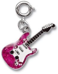 Charm It  sieraden bedeltje gitaar rockstar