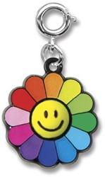 Charm It  sieraden bedeltje bloem smile