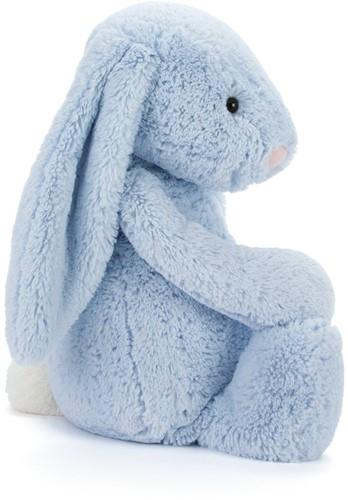 Jellycat Bashful Blue Bunny Huge-2