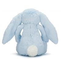 Jellycat Bashful Blauw Konijn Medium-3