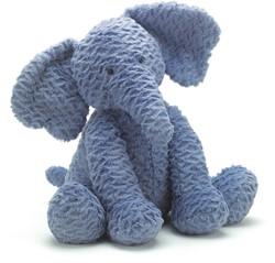 Jellycat knuffel Fuddlewuddle Elephant Huge 44cm