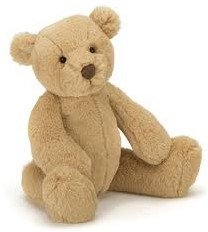 Jellycat  Butterscotch Bear Small - 20 cm