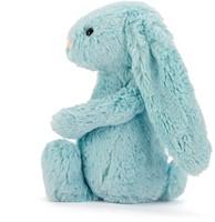Jellycat knuffel Bashful Aqua Bunny Medium 31cm-2