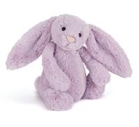 Jellycat Knuffel Bashful Bunny Hyacinth medium 31cm