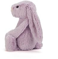 Jellycat Knuffel Bashful Bunny Hyacinth medium 31cm-2