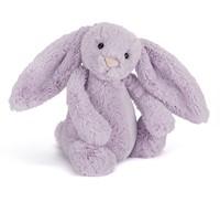 Jellycat Knuffel Bashful Bunny Hyacinth small 18cm