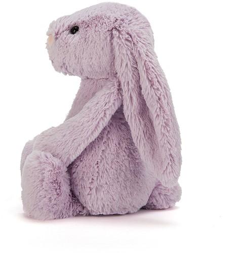 Jellycat Knuffel Bashful Bunny Hyacinth small 18cm-2