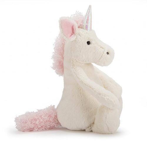 Jellycat knuffel Bashful Unicorn Really Big 67cm