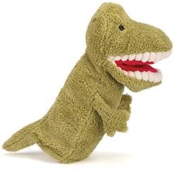 Jellycat  handpop Toothy T-Rex