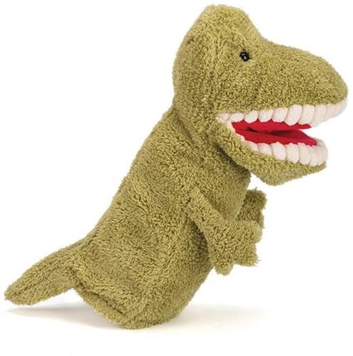 Jellycat  handpop Toothy T-Rex-1