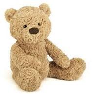 Jellycat knuffel Bumbly Bear Small -30cm