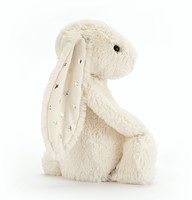 Jellycat knuffel Bashful Bunny Twinkle medium 31cm-2