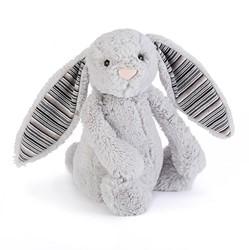 Jellycat knuffel bashful bunny blake small 18cm