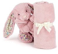 Jellycat Blossom Tulip Bunny Soother-2