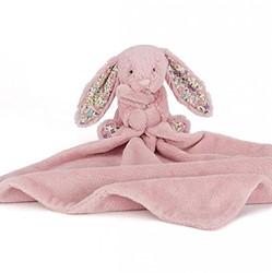 Jellycat Blossom Tulip Bunny Soother