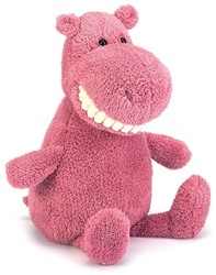 Jellycat  pluche knuffel Toothy Hippo - 38 cm