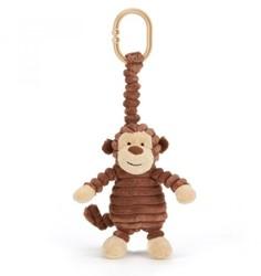 Jellycat Cordy Roy Baby Monkey Jitter - 14cm