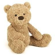 Jellycat Bumbly Bear Large - 57cm
