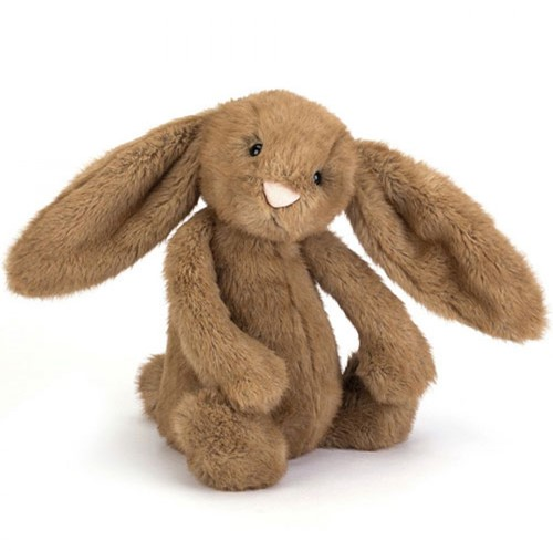Jellycat knuffel Bashful Maple Bunny Medium 31cm
