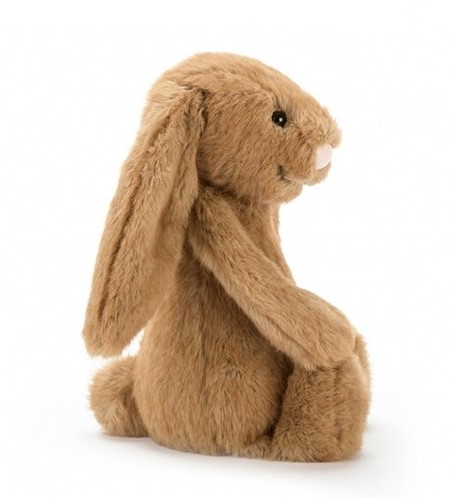 Jellycat knuffel Bashful Maple Bunny Medium 31cm-2