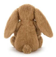Jellycat knuffel Bashful Maple Bunny Medium 31cm-3