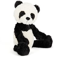 Jellycat knuffel Mumble Panda 41cm