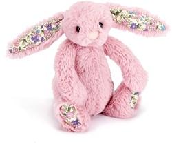 Jellycat Blossom Tulip Bunny Baby - 13cm