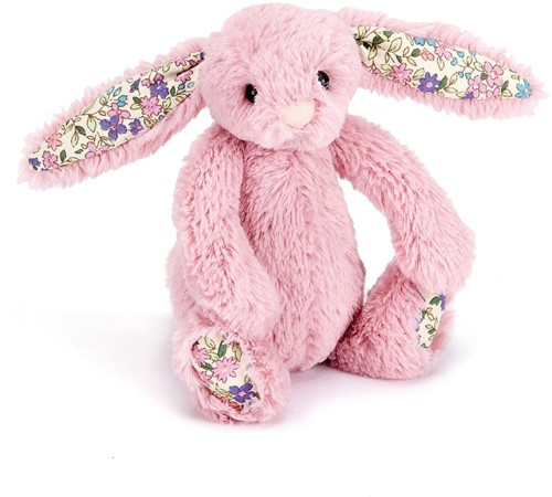 Jellycat knuffel Blossom Tulip Bunny Baby 13cm
