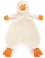 Jellycat Cordy Roy Baby Eendje Soother - 23cm