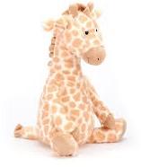 Jellycat  Fluffles Giraffe Medium - 23 cm