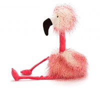 Jellycat Flora Flamingo-2