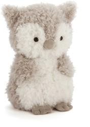 Jellycat knuffel Little Owl Really Little -12cm