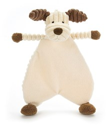 Jellycat knuffeldoekje Cordy Roy Baby Puppy 23cm