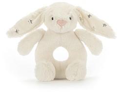 Jellycat knuffel bashful bunny twinkle grabber