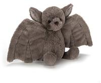 Jellycat knuffel Bashful Vleermuis Medium 26cm