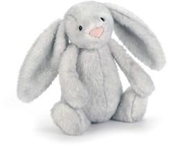 Jellycat knuffel bashful bunny birch small 18cm