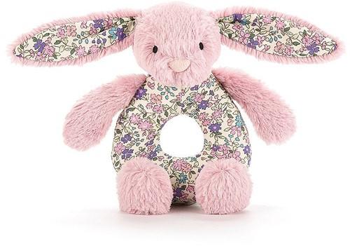 Jellycat knuffel blossom bunny tulip grabber