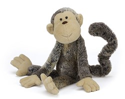 Jellycat knuffel Mattie Monkey Small