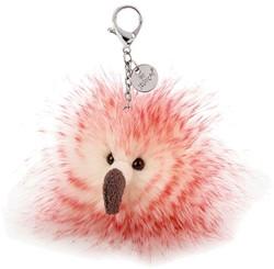 Jellycat Knuffels Flora Flamingo Bag Charm