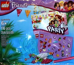 Lego  Friends Cadeauset party uitrusting 6105716