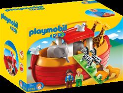 Playmobil 1.2.3 Meeneem Ark van Noach 6765