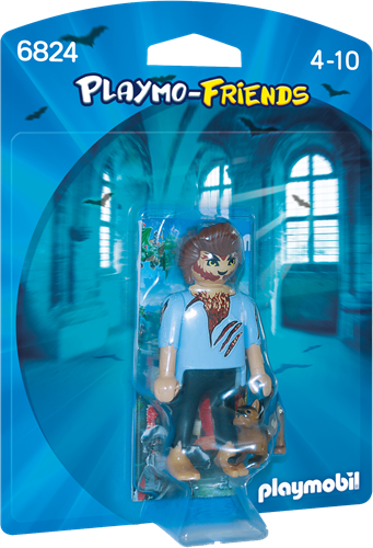 Playmobil  Playmo Friends Weerwolf 6824