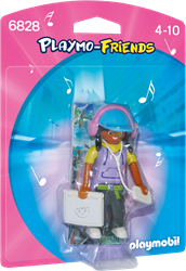 Playmobil  Playmo Friends Multimedia meid 6828